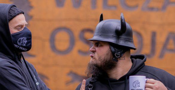 Viking Marek ma swój gust i nie zawaha się go użyć!