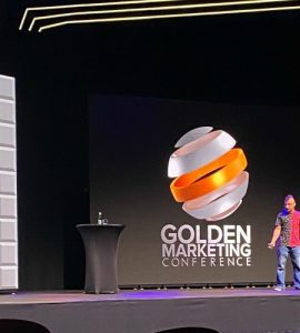 Golden marketing conference
