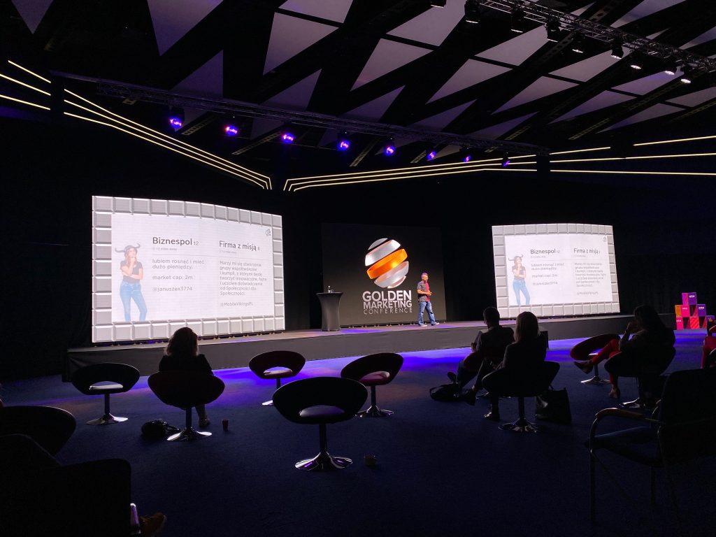 Mobile Vikings naGolden Marketing Conference 2020