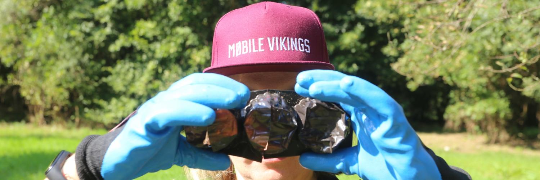 Wyciąganie brudów z Vikingami