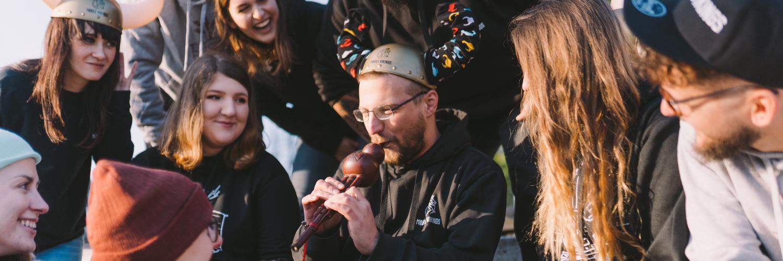 Viking Kuba nie potrzebuje aplikacji do muzyki, bo gra sobie sam