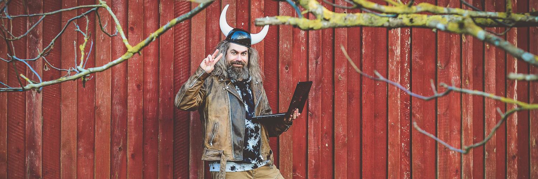Viking Patryk wie, jak wybrać najlepszy internet mobilny