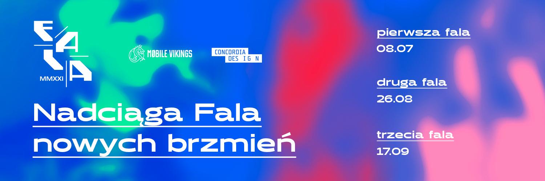 Koncerty Fala - WaluśKraksaKryzys, Jarecki i Kasia Lins
