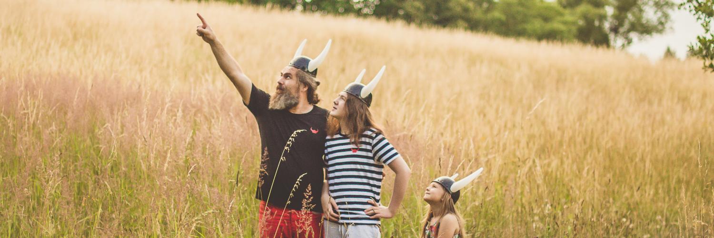 Vikingowie wypatrują trybu samolotowego